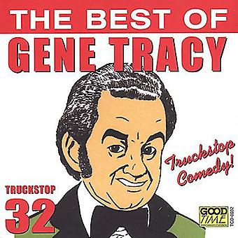 Genet Tracy - bedste af genet Tracy-Truck Stop [CD] USA import