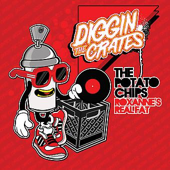 Potato Chips - Diggin' the Crates: Roxanne's Real Fat [CD] USA import