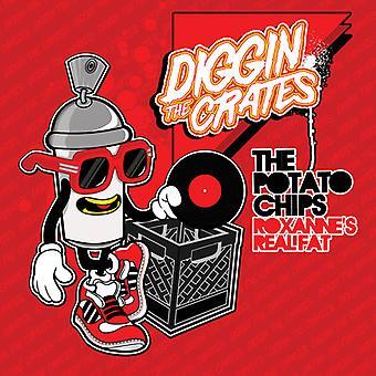 Kartoffel-Chips - Diggin ' die Kisten: Roxanne Real Fat [CD] USA Import