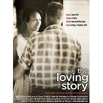 Kärleksfull berättelse [DVD] USA import