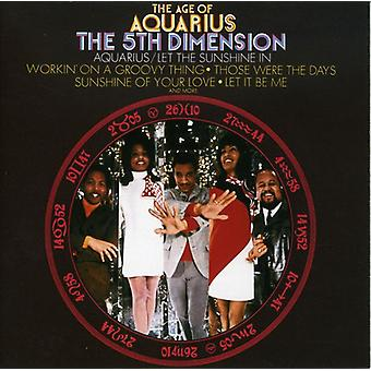 Fifth Dimension - Age of Aquarius [CD] USA import
