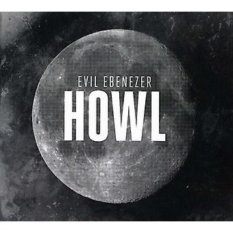 Onde Ebeneezer - Howl [CD] USA importerer