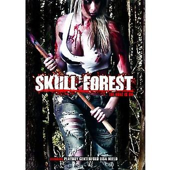 Kraniet skov [DVD] USA importerer
