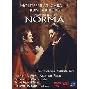 V. Bellini - Norma komplett Opera [DVD] USA import