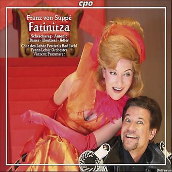 F.Von Suppe - Franz Von Supp: Fatinitza [CD] USA import