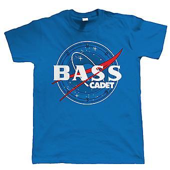 Bass Cadet, Mens Funny T-Shirt