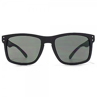 Glare Eyewear Harry Sunglasses In Rubberised Black
