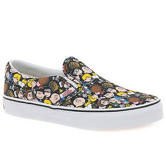 Vans Peanuts The Gang Kids Slip On Youth Canvas Shoes