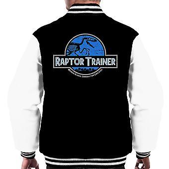 Raptor træner Jurassic World mænds Varsity jakke