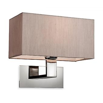 Firstlight Modern Polished Chrome Wall Sconce Light