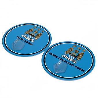 Manchester City Robe Haken