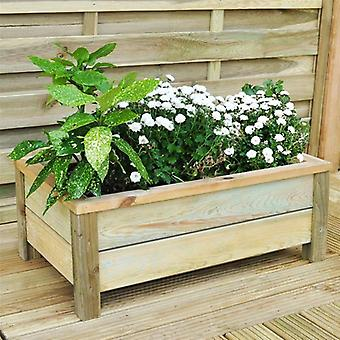 Forest Garden Rectangular Planter