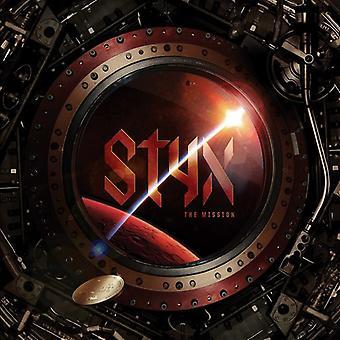 Styx - importación de los E.e.u.u. misión [vinilo]