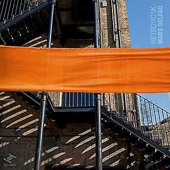 Manu Delago - Metromonk [CD] USA import