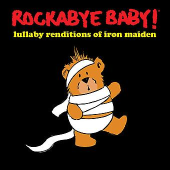 Rockabye Baby - Lullaby Renditions of Iron Maiden [CD] USA import