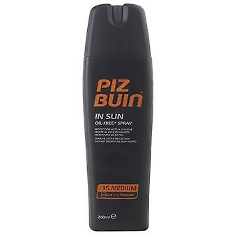 Piz Buin Piz Buin In Sun Spray Fp15 200Ml Nuevo