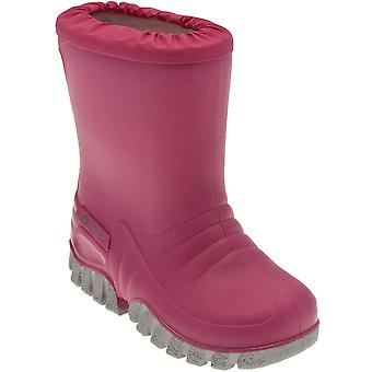 Startrite Baby Mudbuster Girls Pink Wellington Boots