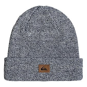 Quiksilver Performed Beanie - Dark Denim Heather
