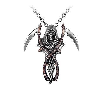 Alchemie tinnen hanger Reaper s armen