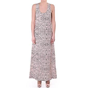 Ted Baker Womens Livantie Abstract Skin Print Maxi Dree