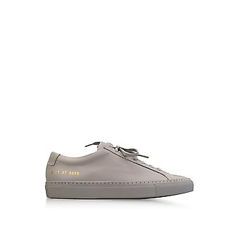 Common projects ladies 37013098 grey LEDER sneakers