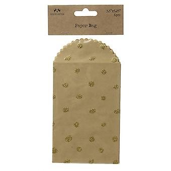 Heaven Sends Gold Spot Mini Envelopes (Set of 6)
