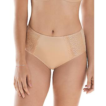 Anita Comfort 1512-753 Women's Havanna Desert Nude Lace Full Panty Highwaist Brief