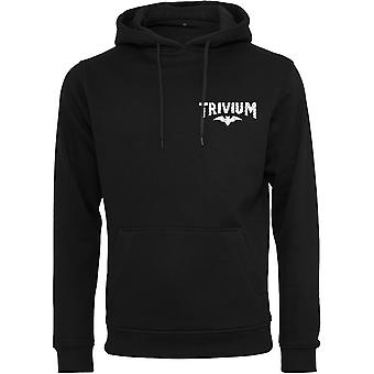 Merchcode Fleece Hoody - Trivium eye ghost black