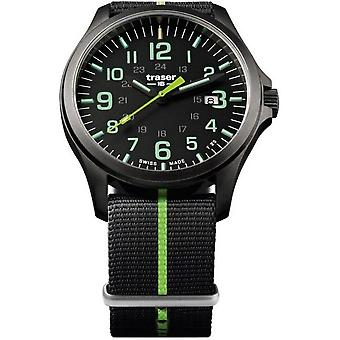 Traser H3 watch P67 officer pro GunMetal 107426