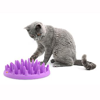 Company of animals Catch Interactive Cat Feeder Purple