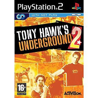 Tony høge Underground 2 (PS2)