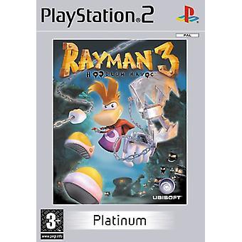 Rayman 3 Platinum (PS2)