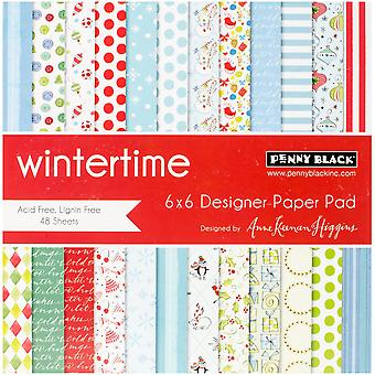 Penny Black Single-Sided Paper Pad 6