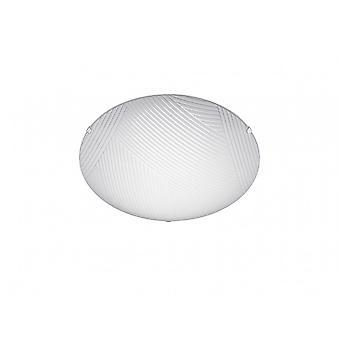 Lampada da soffitto di Trio illuminazione Gemma metallo bianco moderno