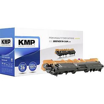 KMP Toner cartridge replaced Brother TN-246M, TN246M Compatible Magenta 2200 pages B-T59