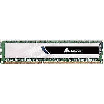 Corsair PC RAM hukommelse ValueSelect CMV8GX3M1A1333C9 8 GB 1 x 8 GB DDR3 RAM 1333 MHz CL9 9-9-24