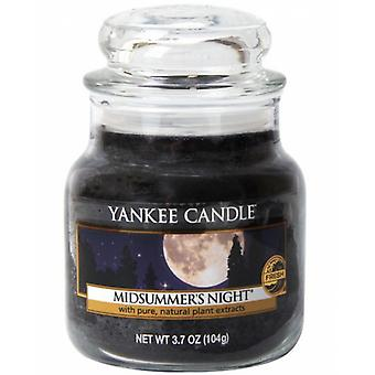 Yankee Candle Small Jar Candle Classic Midsummer Night 104 g