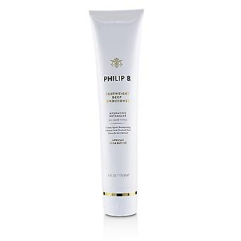 Philip B Lightweight Deep Conditioner - # Classic Formula (Hydrating Detangler - All Hair Types) 178ml/6oz