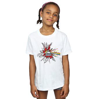 Pink Floyd Girls Pop Art Prism T-Shirt