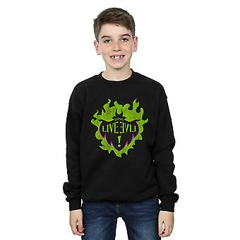 Disney Boys The Descendants Maleficent Long Live Sweatshirt