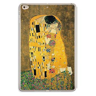 iPad Mini 4 transparante Case (Soft) - Der Kuss