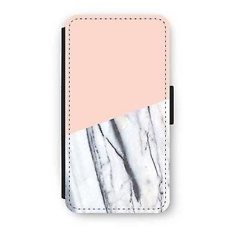 iPhone Flip Custodia XS - un tocco di peach
