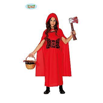 Guirca зло ужас RotkäppchenHalloween костюм для девочки