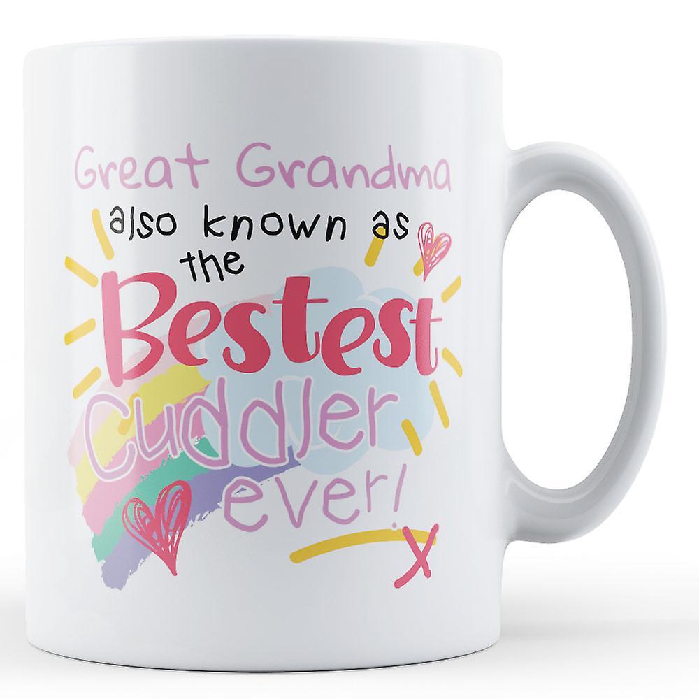 Meilleures Imprimé Cuddler Grande nbsp;mug mère Sous Jamais Connue Grand Aussi Le 5RLA34j