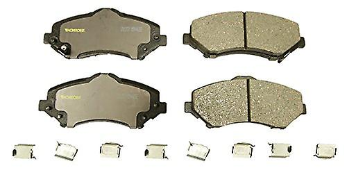 Monroe CX1273 Total Solution Ceramic Brake Pad
