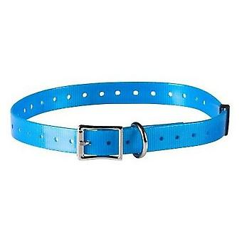 Num'axes Polyurethane Strap - Blue (Dogs , Collars, Leads and Harnesses , Leads)