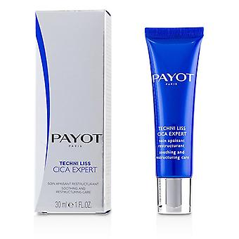 Payot Techni Liss Cica Expert - Soothing And Restructuring Care - 30ml/1oz