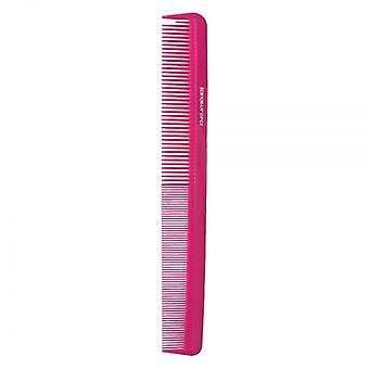 Denman Precision Cutting Comb Pink