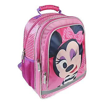 Disney Minnie Mouse Ergonomic Backpack School Bag