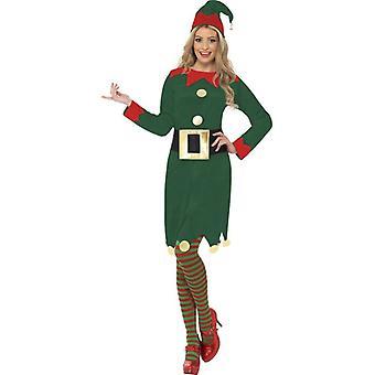 Elf Costume, UK Dress 12-14